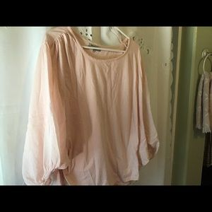 Pink Angel Type Top